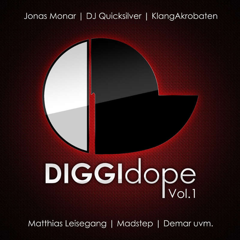 DIGGIdope Vol 1 Front Cover