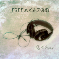 Freeakazoid - Key to Happiness Cover