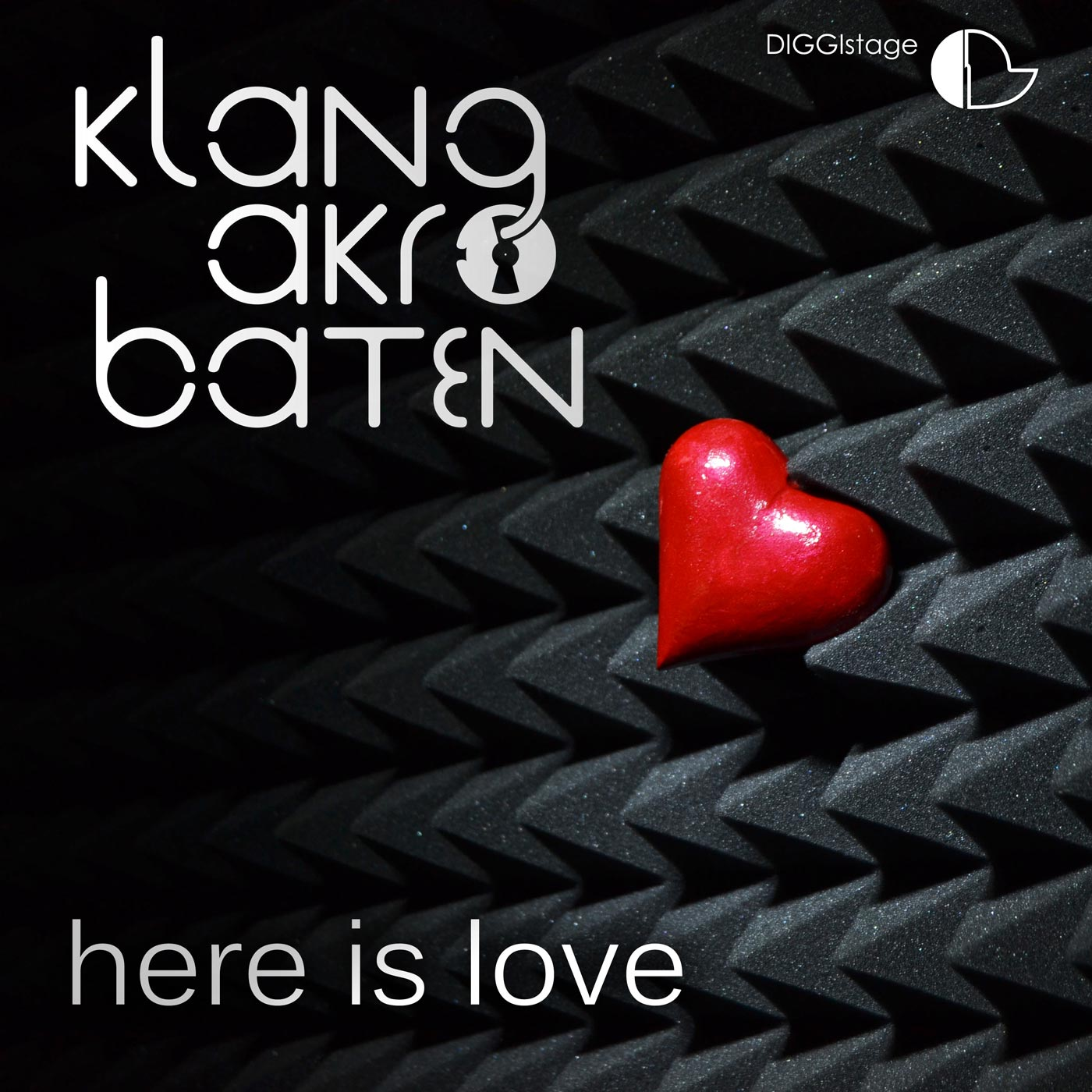 KlangAkrobaten - Here Is Love - Cover