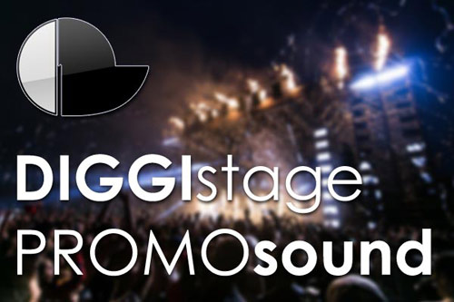 DIGGIstage Promosound Cover